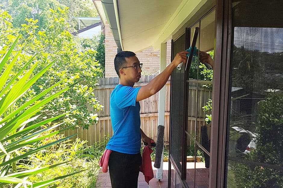 Windows Cleaning central coast